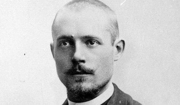 Charles Péguy portrait
