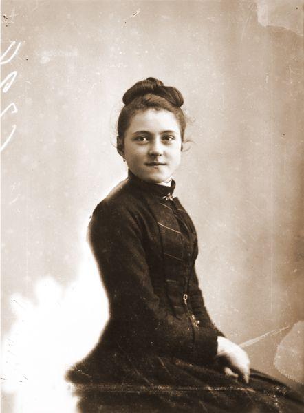 Thérèse de Lisieux adolescente