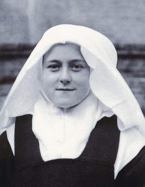 Thérèse de Lisieux novice